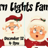 IVCBA, Get in the Holiday Spirit at Northern Lights Family Day