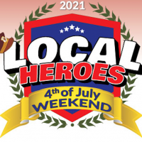 IVCBA and Rotary Club of Tahoe-Incline will be hosting the first-ever 'Local Heroes' 4th of July Celebration Parade Sunday, July 3.