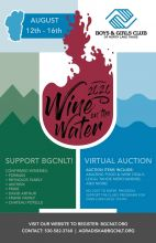 Embrace Incline - Community Resource, Happening Now! 2020 Virtual Wine on the Water