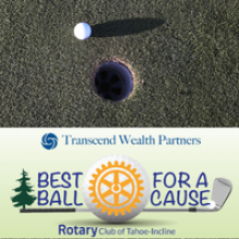 IVCBA, Best Ball for a Cause - an annual Rotary fundraiser: